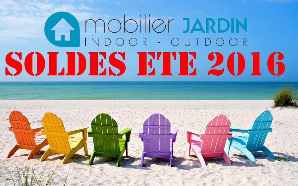 SOLDES MOBILIER JARDIN